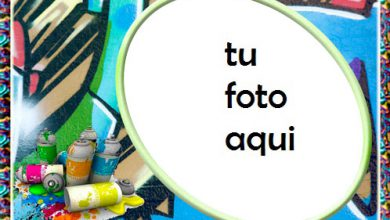 Photo of Marco Para Foto Pintada Variedad Marcos