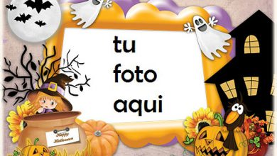 Photo of marco para foto estas listo para halloween halloween marcos