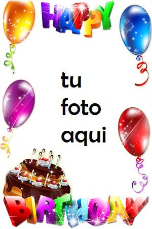 Feliz Cumpleaños Marco Para Foto - Feliz Cumpleaños Marco Para Foto
