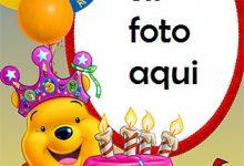 Pastel De Feliz Cumpleaños Con Osito De Peluche Marco Para Foto 220x150 - Pastel De Feliz Cumpleaños Con Osito De Peluche Marco Para Foto