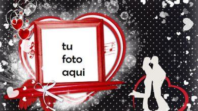 Febrero Es El Mes De San Valentín Marco Para Foto 390x220 - Febrero Es El Mes De San Valentín Marco Para Foto