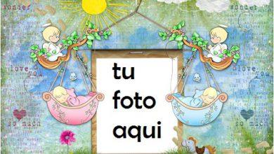 Felicidades Al Nuevo Bebe Marcos Para Foto 390x220 - Felicidades Al Nuevo Bebe Marcos Para Foto