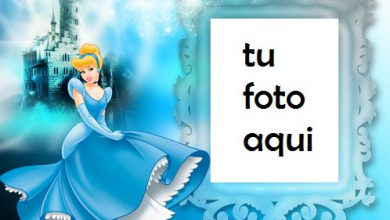 Princesa Cenicienta Marcos Para Foto 390x220 - Princesa Cenicienta Marcos Para Foto