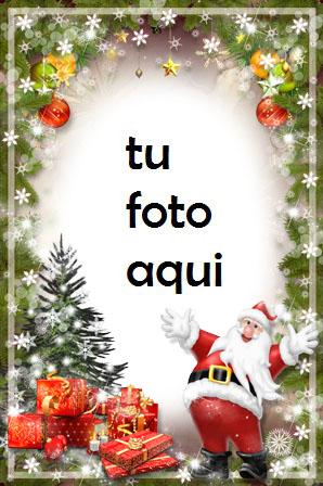 navidad marcos saludos desde santa marco para foto - navidad marcos saludos desde santa marco para foto
