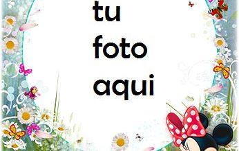 Marco Para Foto Minnie Mouse Y Manzanillas Primavera Marcos 346x220 - Marco Para Foto Minnie Mouse Y Manzanillas Primavera Marcos