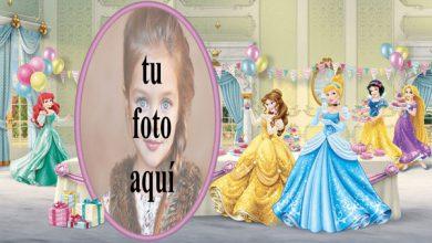 Niños De Cumpleaños Con Princesa De Disney Marcos para fotos 390x220 - Niños De Cumpleaños Con Princesa De Disney Marcos para fotos
