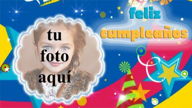 feliz cumpleaños marco de fotos estrella fiesta 390x220 - feliz cumpleaños marco de fotos estrella fiesta