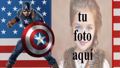 los vengadores capitan america marco de fotos 390x220 - los vengadores capitán américa marco de fotos
