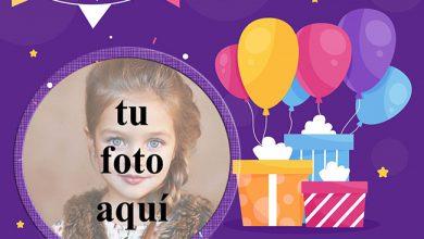 marco de fotos de feliz cumpleaños con bonito regalo 390x220 - marco de fotos de feliz cumpleaños con bonito regalo