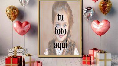 Celebremos el amor encantador marco de fotos en forma de fiesta 390x220 - Celebremos el amor encantador marco de fotos en forma de fiesta