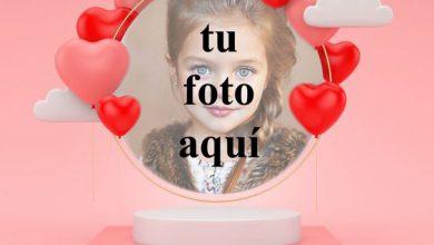 Celebremos el marco de fotos con forma de circulo de amor 390x220 - Celebremos el marco de fotos con forma de círculo de amor